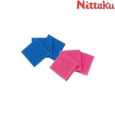 ◆◆●送料無料 定形外発送 <ニッタク> Nittaku ジップスポンジ (6個入り×6個セット) NL-9626 卓球 アクセサリー