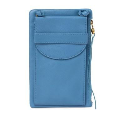 ホボ レディース 財布 アクセサリー Agile Crossbody Phone Pocket Bag DUSTY BLUE