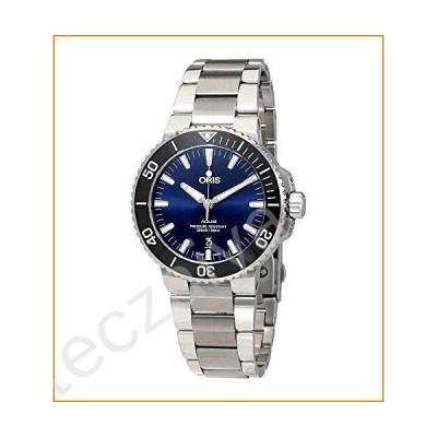 Oris Aquis Automatic Blue Dial Mens Watch 01 733 7730 4135-07 8 24 05PEB並行輸入品