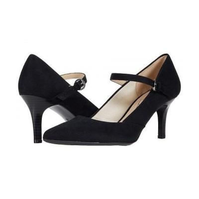 LifeStride ライフストライド レディース 女性用 シューズ 靴 ヒール Sandrine - Black