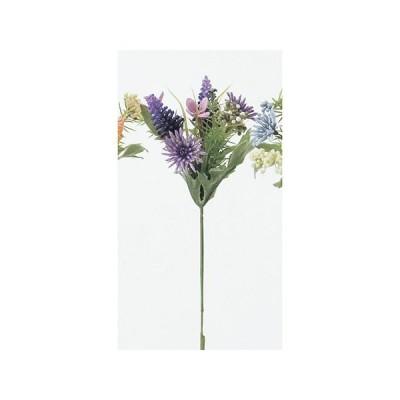 造花 アスカ ベロニカミックスピック パープル A-31686-7 造花 「は行」 ベロニカ