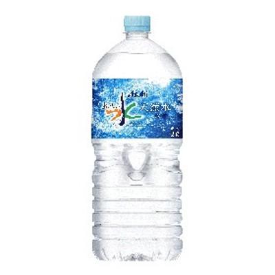アサヒ おいしい水 天然水 六甲 ペット2L1箱6本