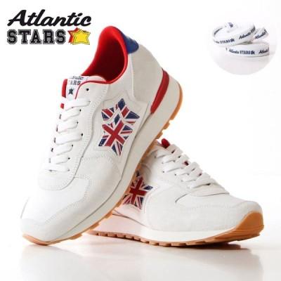 【Atlantic STARS/アトランティック スターズ】《日本限定モデル》Antares / United Kingdom / C-UK-NY-ABBR / アンタレス / スニーカー / ホワイト / 限定商品