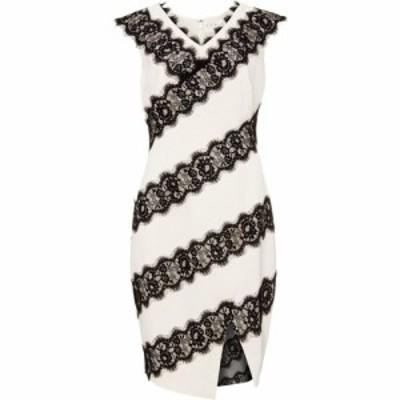 ダンセル Damsel in a Dress レディース ワンピース ワンピース・ドレス martyne lace dress Black/White