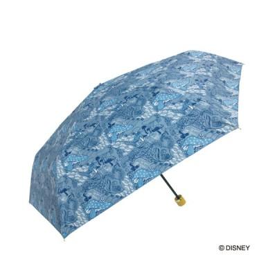 sekizawa 晴雨兼用折傘 / Disney/アリス GY グレー