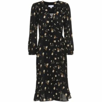 ベルベット グラハム&スペンサー Velvet レディース ワンピース ワンピース・ドレス Jasmine floral wrap dress jasmine