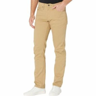 ユーエスポロアッスン U.S. POLO ASSN. メンズ スキニー・スリム ボトムス・パンツ Slim Straight Stretch Five-Pocket Pants Honey
