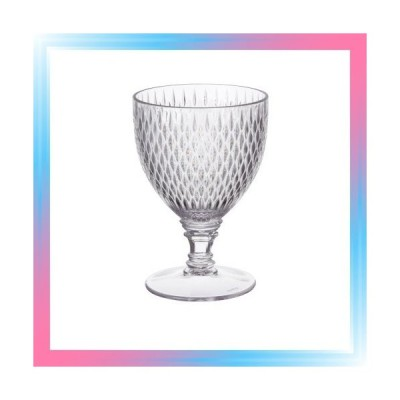 キントー ワイングラス ROSETTE クリア 22825