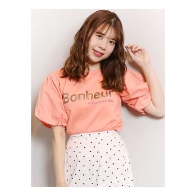 dazzlin BonheuruTシャツ(ピンク)