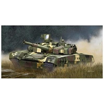 トランペッター 1/35 ウクライナ陸軍 T-84BM 主力戦車 プラモデル 09512(未使用品)