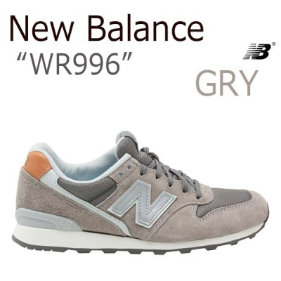 New Balance 996 グレイ モデル シューズ スニーカー 新品未使用 新古品