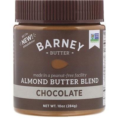 Barney Butter, Almond Butter Blend, Chocolate, 10 oz (284 g)