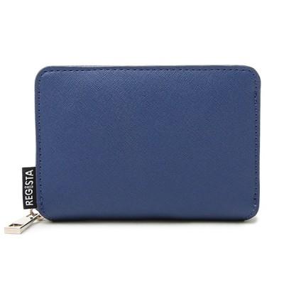 REGiSTA 571-NV-F ネイビー [二つ折り財布] 財布・小物