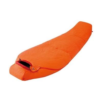 ファイントラック FAG0551 ポリゴンネスト オレンジ / アウトドア マミー型寝袋