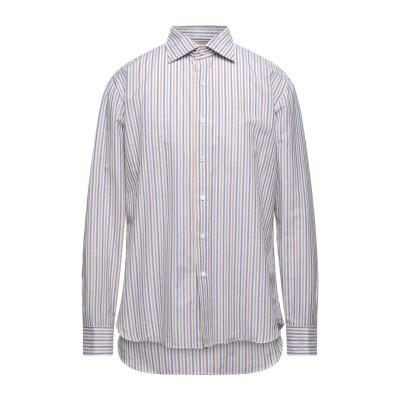 サルヴァトーレ・ピッコロ SALVATORE PICCOLO シャツ ベージュ 44 コットン 100% シャツ