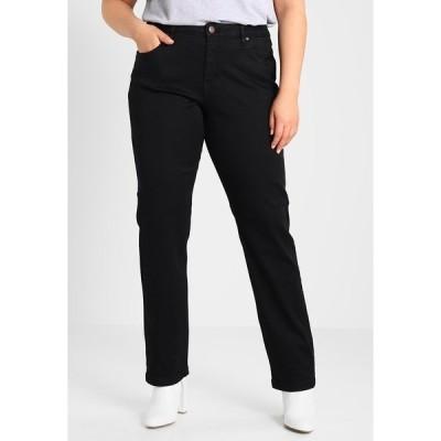 ジズ デニムパンツ レディース ボトムス EMILY - Slim fit jeans - black