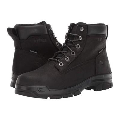 ウルヴァリン Chainhand Soft Toe WP メンズ ブーツ Black