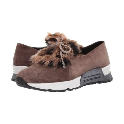 Sesto Meucci レディース 女性用 シューズ 靴 スニーカー 運動靴 Pegah - CO3 Taupe Zabby/Beige Pika Faux Fur/Match Calf