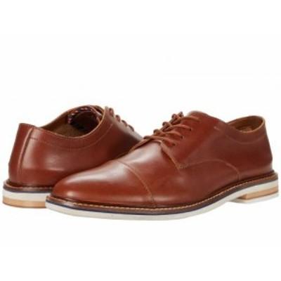 Bostonian ボストニアン メンズ 男性用 シューズ 靴 オックスフォード 紳士靴 通勤靴 Dezmin Cap Tan Leather【送料無料】