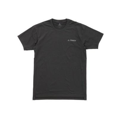 アディダス(adidas) テレックス プライムブルー ロゴ Tシャツ GKH78-FK1073 (メンズ)
