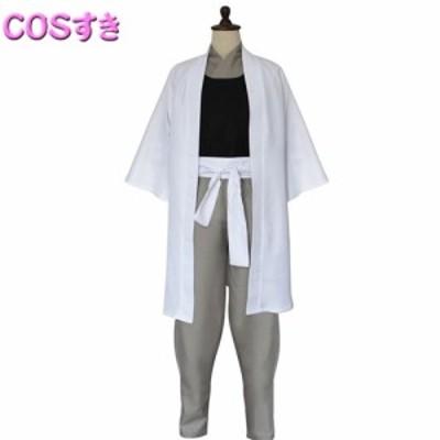 ?魂 ぎんたま 坂田銀時 さかたぎんとき 劇場版 羽織 風 コスプレ衣装 コスチューム cosplay  変装