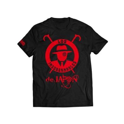 メール便対応: 新日本プロレス NJPW 内藤哲也「Esperanza」Tシャツ(ブラック)