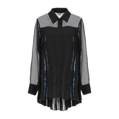 TWINSET UNDERWEAR シャツ ブラック S ポリエステル 100% シャツ