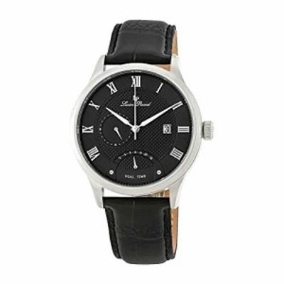 腕時計 ルシアンピカール メンズ Lucien Piccard Volos Retrograde Dual Time Men's Watch 10339-01