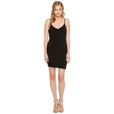 ラメイド LAmade レディース ワンピース Vネック タンクドレス ワンピース・ドレス V-Neck Tank Dress Black