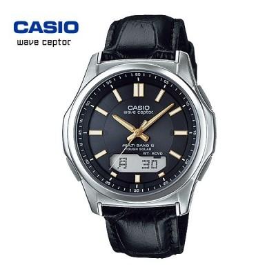 送料無料 腕時計 CASIO カシオ WVA-M630L-1A2JF 国内正規 wave septor ウェーブセプター ソーラー 電波 メンズ