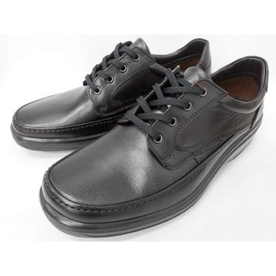 【防水】ARUKURUN (アルクラン) スポルディングの快適さを引き継ぐアルクラン 2221(ブラック) メンズ 靴