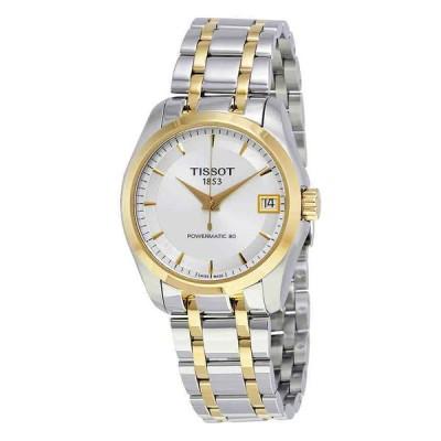 ティソ 腕時計 Tissot Couturier クチュリエ Powermatic 80 Ladies Watch T035.207.22.031.00