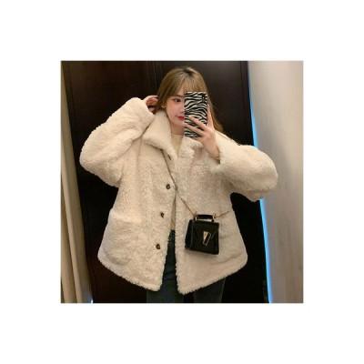 【送料無料】冬 ファッション 何でも似合う 小 個 息子 ラペル シングル列ボタン | 364331_A63859-6452462