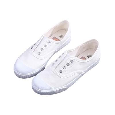ディビジェ スリッポン キャンバス スニーカー メンズ レディース カジュアル 3色 靴 カップル ウォーキングシューズ アウトドア 防滑