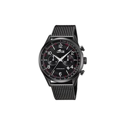 Men's Watch Lotus - 18556/1 - Quartz - Chronograph - Date 並行輸入品