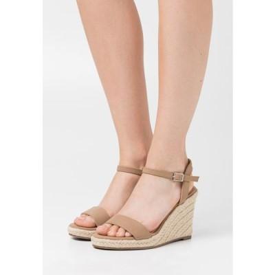 ドロシーパーキンス レディース 靴 シューズ RAYRAY - High heeled sandals - beige