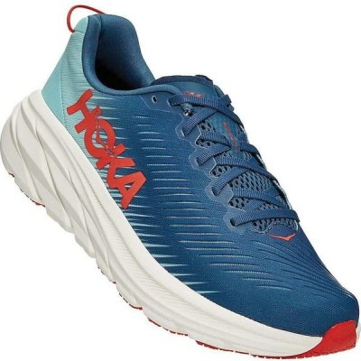 ホカ オネオネ Hoka One One メンズ ランニング・ウォーキング シューズ・靴 Rincon 3 Shoe Real Teal/Eggshell Blue