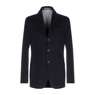 ブルックスフィールド BROOKSFIELD テーラードジャケット ダークブルー 54 コットン 100% テーラードジャケット