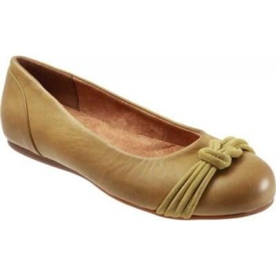 ソフトウォーク SoftWalk レディース スリッポン・フラット バレエシューズ シューズ・靴 Sonoma Knot Ballet Flat Light Olive