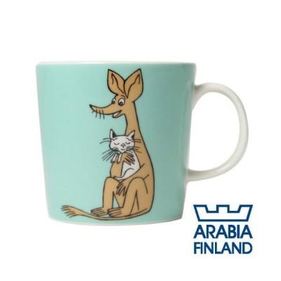ARABIA アラビア Moomin ムーミン マグ スニフ 300ml Sniff マグカップ