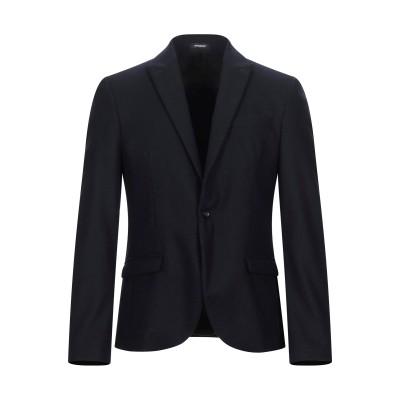 OFFICINA 36 テーラードジャケット ダークブルー 48 ウール 60% / ポリエステル 30% / ナイロン 10% テーラードジャケット