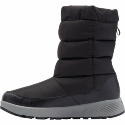 コロンビア Columbia レディース ブーツ ウインターブーツ シューズ・靴 Paninaro Omni-Heat Pull-On 200g Waterproof Winter Boots Blac