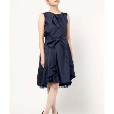 ドレス 【KATHARINE ROSS】●シャンタンオーバースカート付5WAY結婚式ドレス