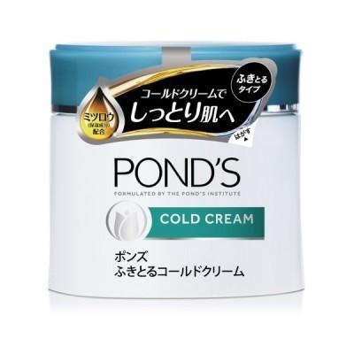スキンケア クレンジング クリーム ローズ 拭き取るタイプ / ポンズ エイジビューティー ふきとるコールドクリーム 270g