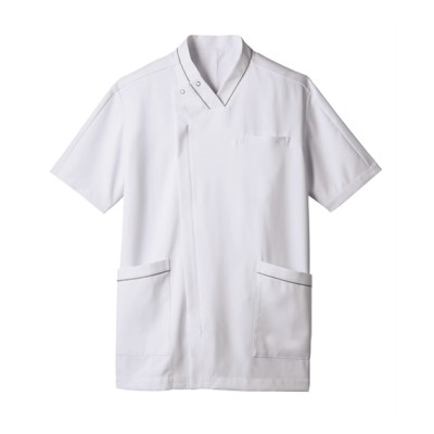 MONTBLANC 72-1300 スクラブ(半袖)(男性用) ナースウェア・白衣・介護ウェア