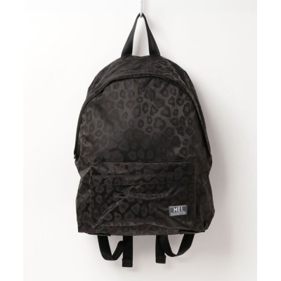 THE BAREFOOT / 【 MEI 】 New Leopard JQD back pack MEN バッグ > バックパック/リュック