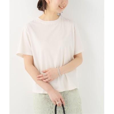 レディース イエナ 【JEANERICA JEANS & Co】ORGANIC COTTON Tシャツ◆ ナチュラル フリー
