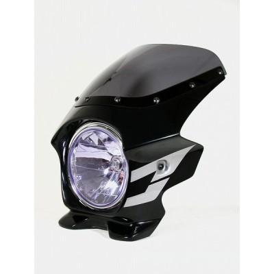 バイク BLUSTER2 ブラスター2 HVIII PブリズムBK(WING) STD CB400SF 05-06SPEC3 23123 取寄品 セール