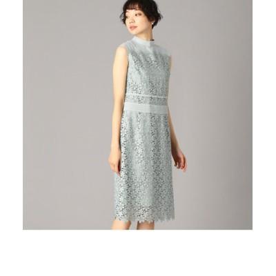 ケミカルフラワーレース ドレス
