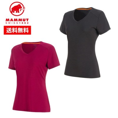 MAMMUT マムート レディース Alvra T-Shirt Women 1017-00161 アウトドア カットソー